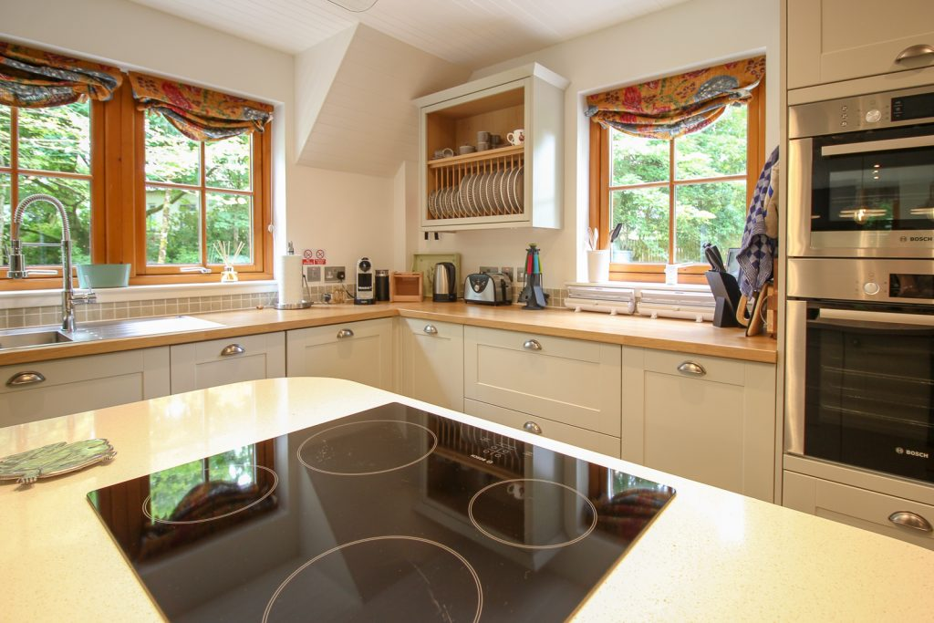 The Kitchen and Hob